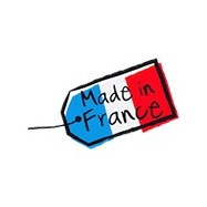 Logo made in France sur images produits