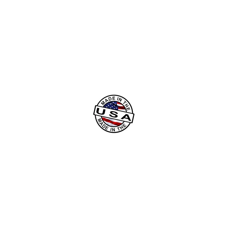 Made in USA logo on products images